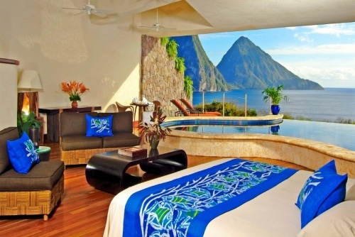 Sainte Lucie Jade mountain