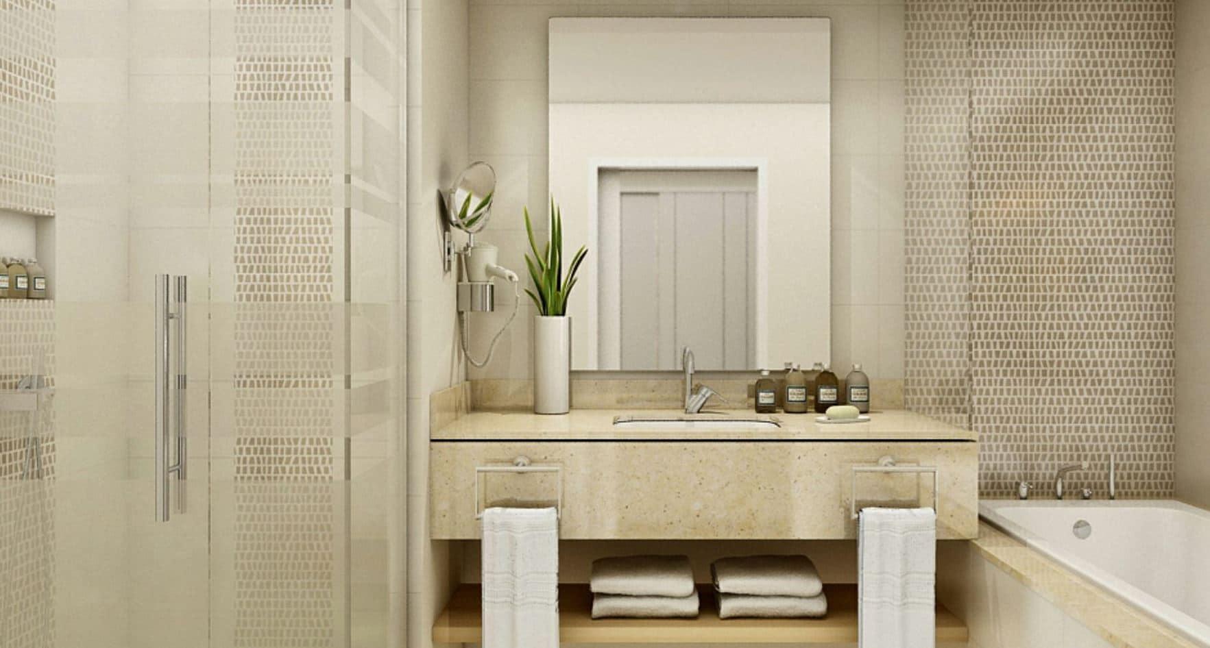 Salle de bain grand muthu hotel