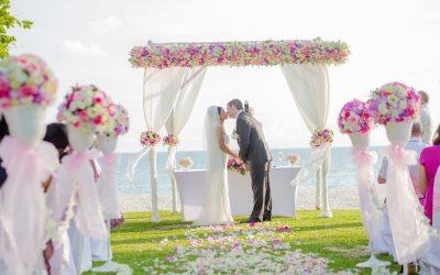 Découvrez les avantages de réserver un voyage de groupe mariage d'avance