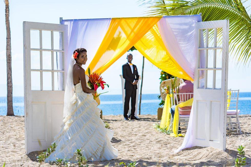 haiti hotel mariage
