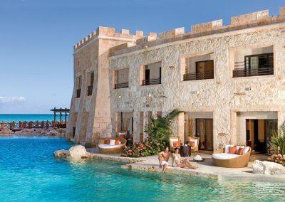 sancturay cap cana honeymoon hotel