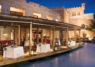 restaurant cap cana resort