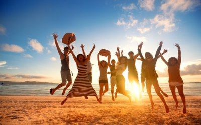 Voyage de groupe et mariage à rabais