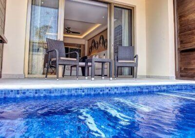 Royalton cancun chambre piscine