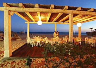 mariage sur la plage de los cabos