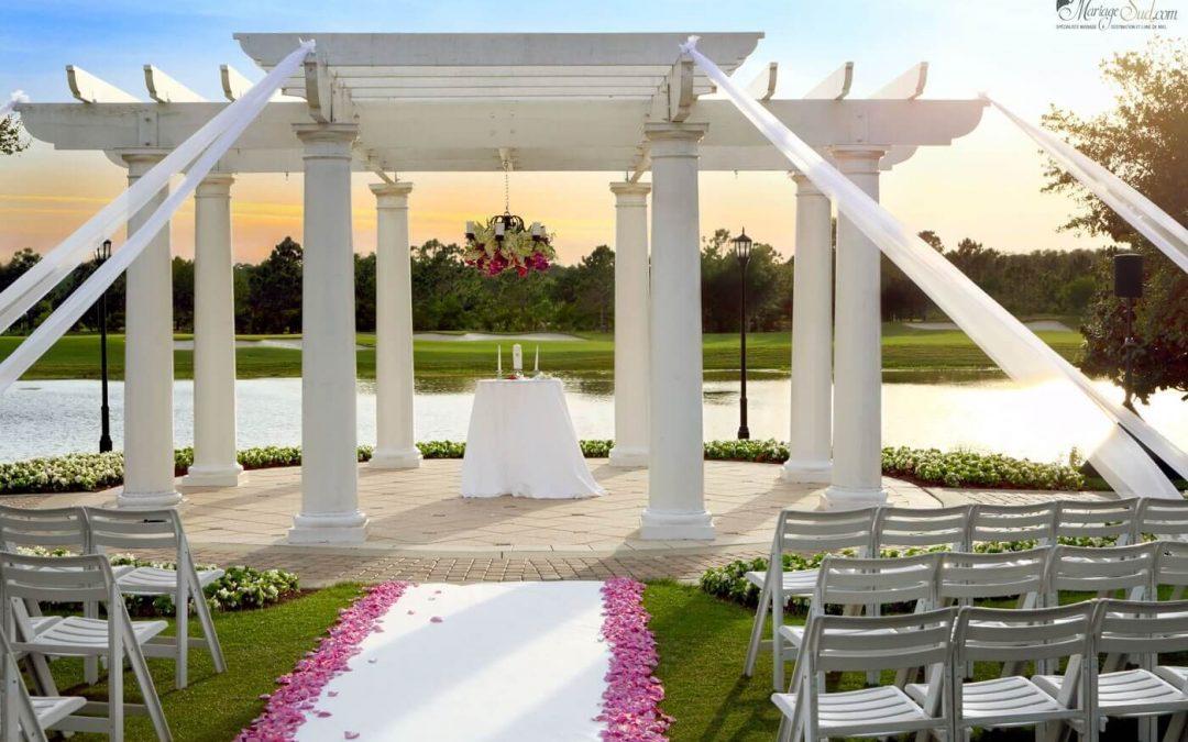 Promotion mariage dans le sud