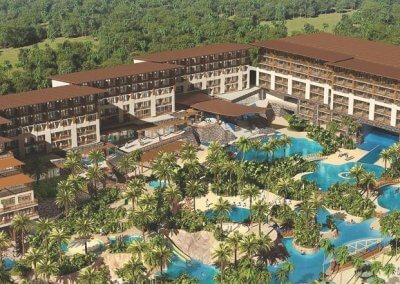 now natura riviera cancun resort