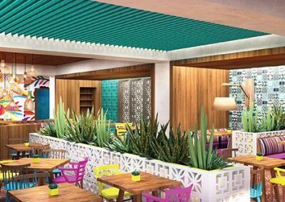 now Natura Riviera Cancun restaurant 2