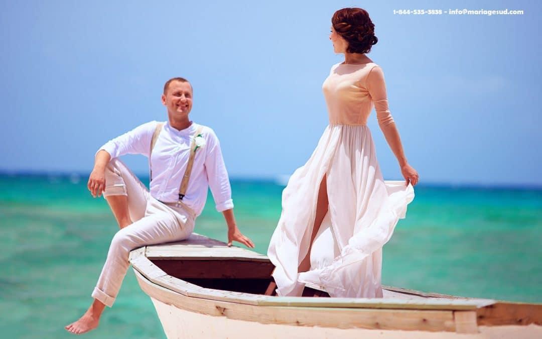 Organiser un mariage à destination dans un court délais