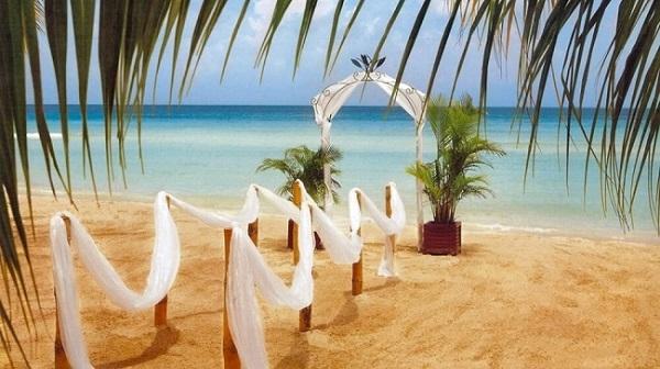 Jamaïque hôtel mariage