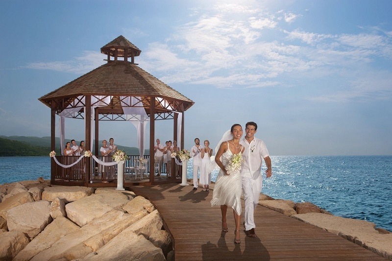 hotel mariage en jamaique
